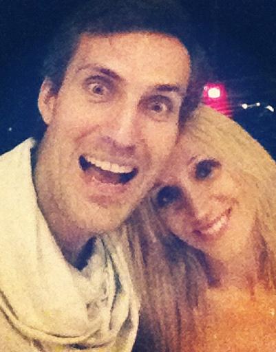 Кристина и Михаил любят вместе весело проводить время