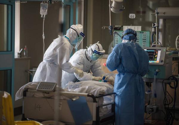 Коронавирус сначала вспыхнул в китайском городе Ухань