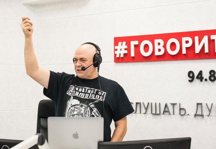 До конца жизни журналист работал на радио «Говорит Москва»