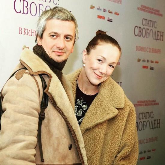 Константин Богомолов и Дарья Мороз сыграли свадьбу в 2010-м