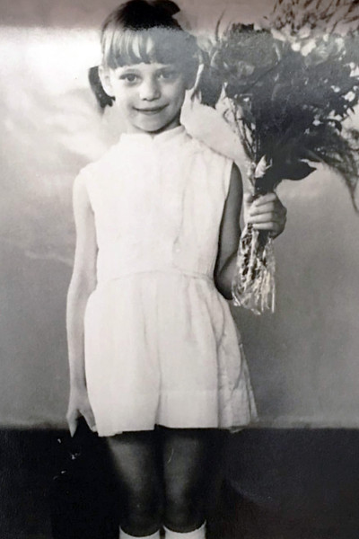 В детстве Ирина занималась гимнастикой и стала кандидатом в мастера спорта