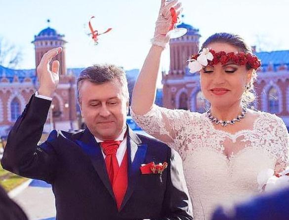 Супруги поженились в 2014 году
