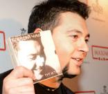 Алексей Чумаков отметил день рождения презентацией нового альбома