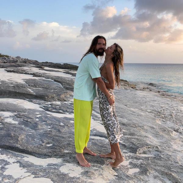 31-летнего Тома не смущает разница в возрасте с женой