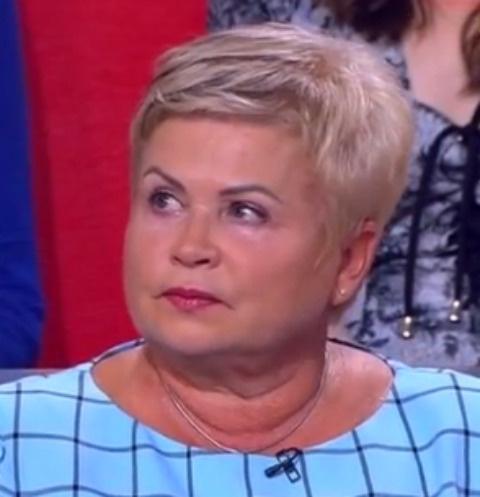 Мать Даны Борисовой Екатерины