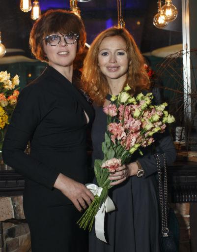 Наталья Бондина и Елена Захарова