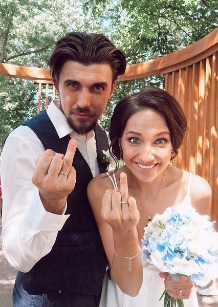 Звезда сериала «Молодежка» Мария Иващенко вышла замуж
