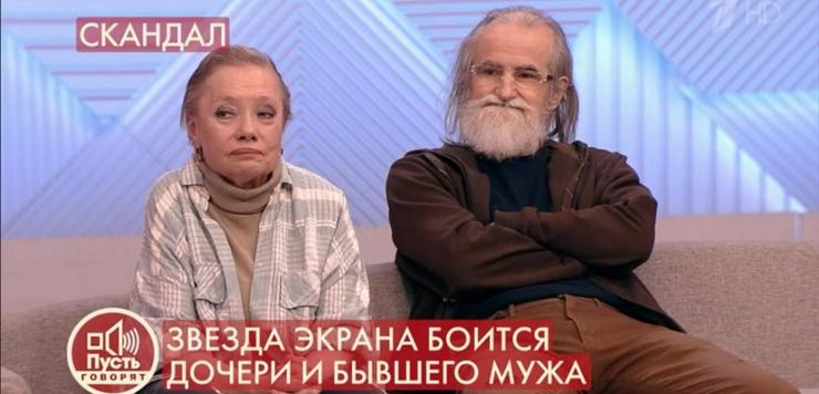 Муж актрисы утверждает, что приехал в Россию ради семейного благополучия.