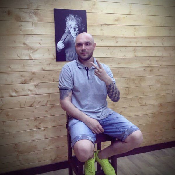 Александр Левичев