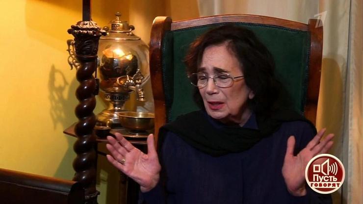 Гитана Аркадьевна мечтает о том, чтобы суды поскорее закончились