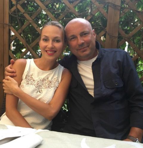 Александр Жулин и Наталья Михайлова