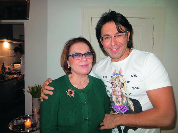 Лариса Голубкина – моя давняя подруга