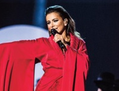 Ани Лорак влезла в долги из-за концертного шоу
