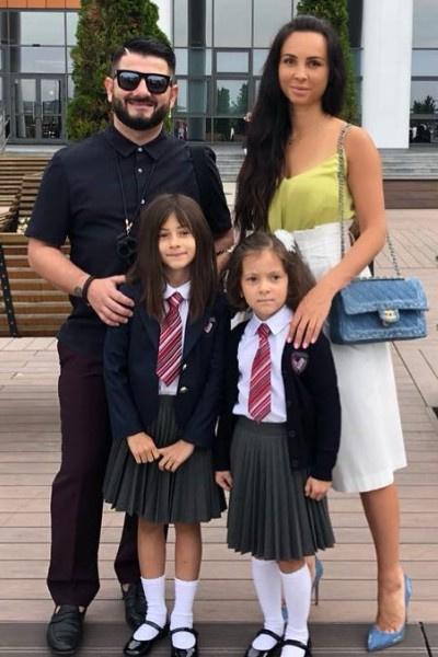 У супругов растут две дочки
