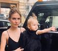 Фото подросшей дочери Марии Фоминой и Алексея Киселева