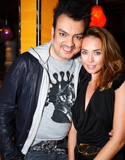 Жанна Фриске и Филипп Киркоров