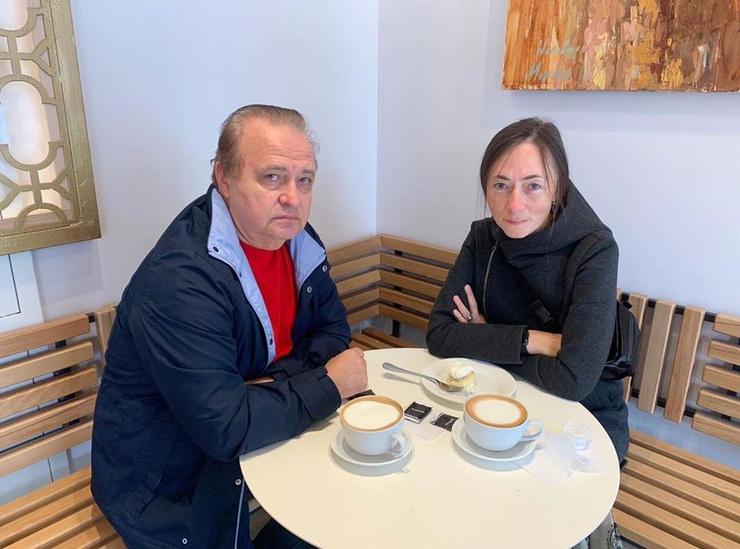 Алексей Лобарев консультировал супругу актера по юридическим вопросам