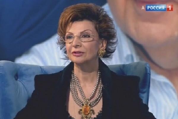 Последняя жена Михаила Державина, Роксана Бабаян