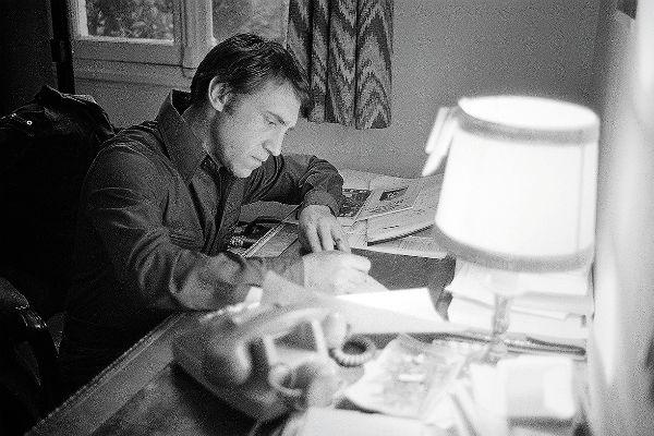 Легендарный письменный стол поэта