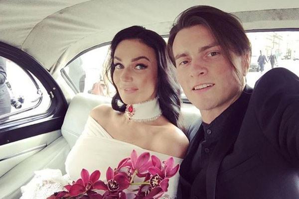 Алена Водонаева вышла замуж за Алексея в сентябре 2017-го