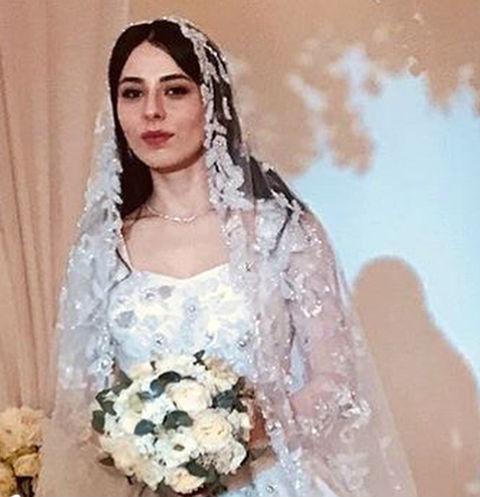 Невеста племянника Умара Джабраилова - Хава