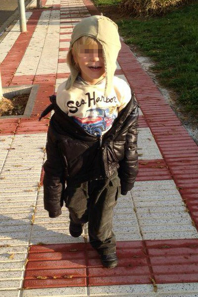 25 сентября мальчику исполнилось восемь лет