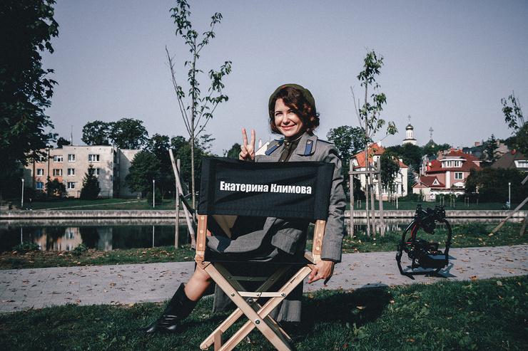 Екатерина Климова много раз признавалась, что очень гордится этой ролью