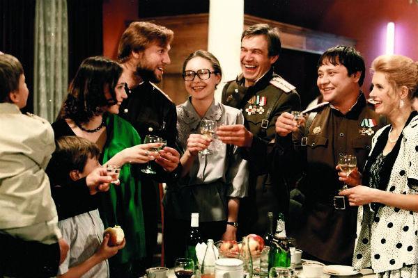 Кадр из фильма «Время танцора», 1997 год