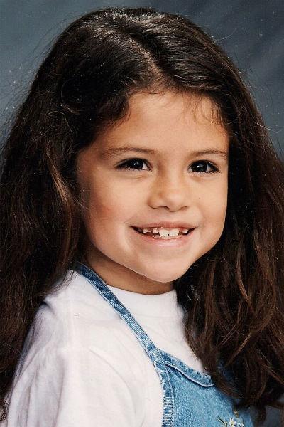 Селена с детства мечтала об актерской карьере