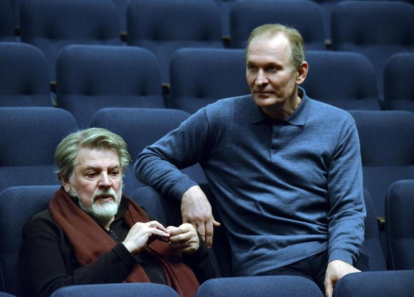 Федор Добронравов ушел из Театра Сатиры