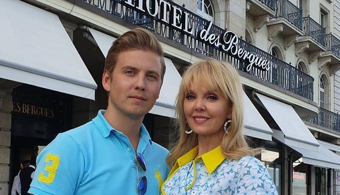 Сын Валерии: «Не дам Шульгину видеться с моим ребенком»