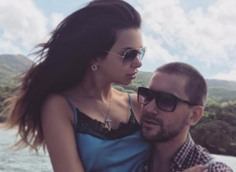 Катя Жужа рассталась с Олегом Винником из-за ребенка