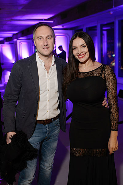 Надежда Грановская и ее муж Михаил Уржумцев не планируют останавливаться на троих детях