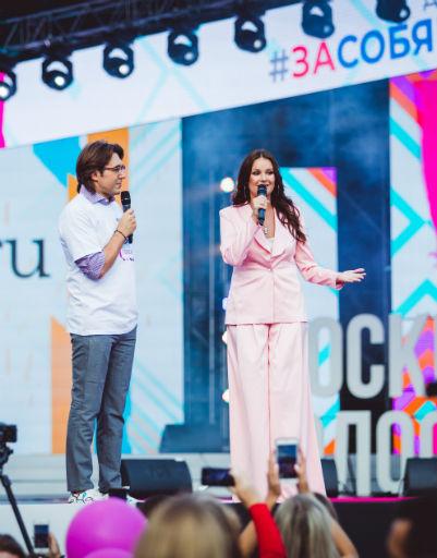 Андрей Малахов и Оксана Федорова