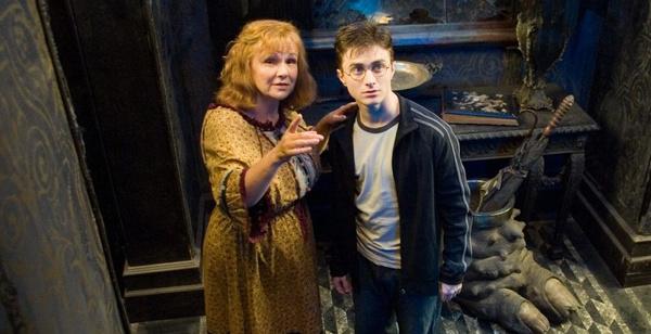 Уолтерс до сих пор дружит с коллегами по «Гарри Поттеру»