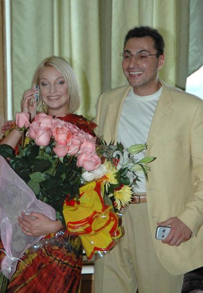 Бывший муж Анастасии Волочковой женился на телеведущей