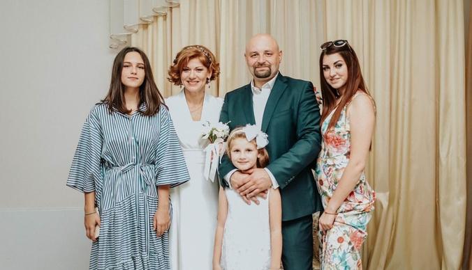 Елена Бирюкова вышла замуж за экс-супруга Екатерины Климовой