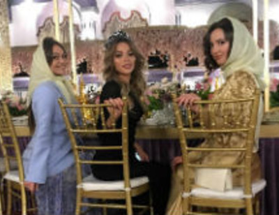Навка, Бузова и Нюша станцевали лезгинку для Рамзана Кадырова
