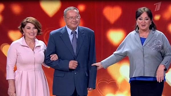 Роза Сябитова выбрала доктора-остеопата Алексея