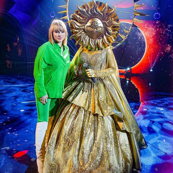 Марина Кравец предпочла Джокеру костюм Солнца