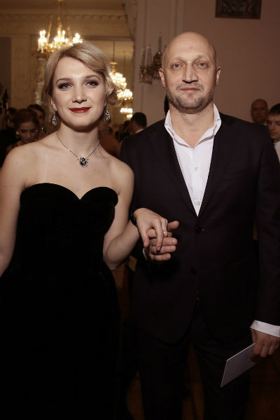 Гоша и Полина Куценко