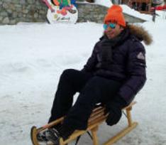 Поезда, кони, лыжи и еще тысяча удовольствий