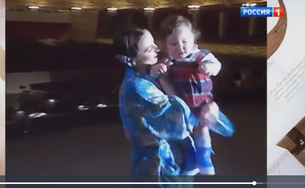 Балерина впервые стала мамой в 36 лет