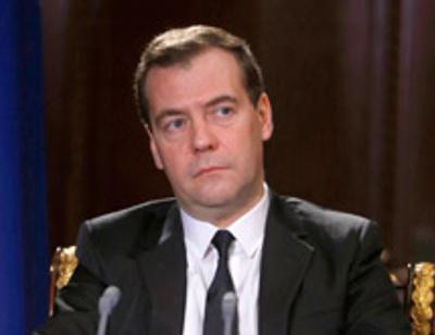 Дмитрий Медведев зарабатывает больше Владимира Путина