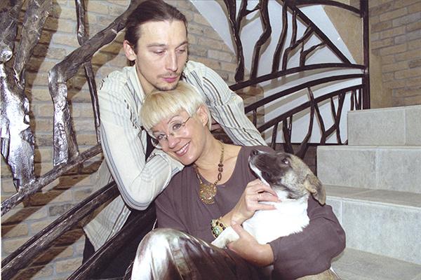 С Евгением Тимошенковым Броневицкая обрела счастье, о котором так долго мечтала