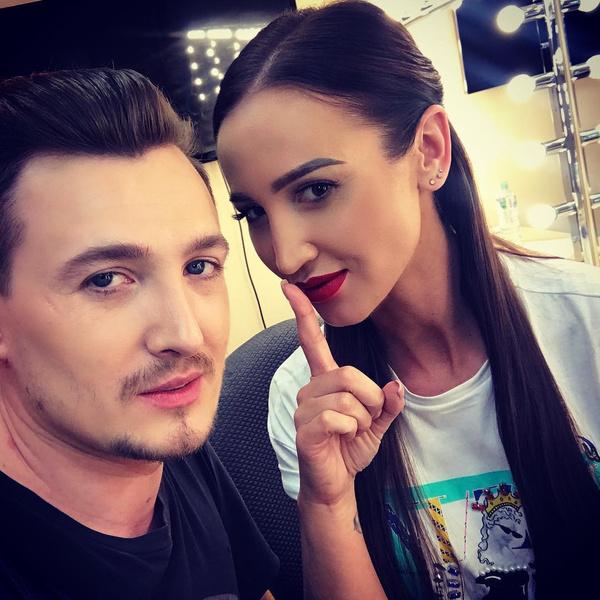 Влад Кадони и Ольга Бузова вместе оказались в списке номинантов