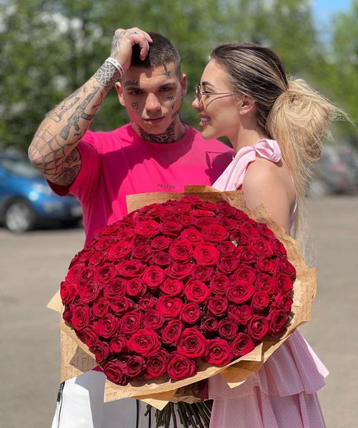 Алена Рапунцель и Илья Семин