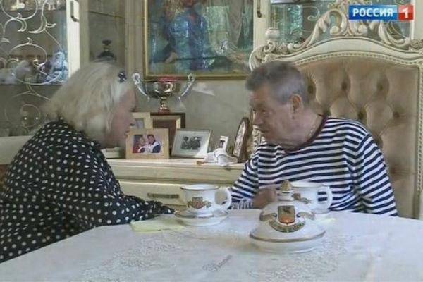 Людмила Поргина не позволяет мужу сдаваться и призывает его бороться за жизнь