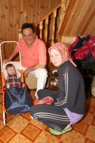 Светлана посвящает все свободное время заботе о детях и муже