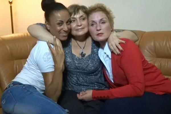 Ольга нашла поддержку у сводной сестры Анастасии и племянницы